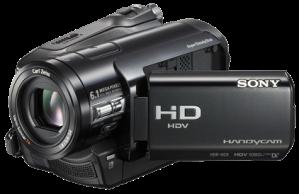 Prosumer Video Camera (Semi Profesional Camera)