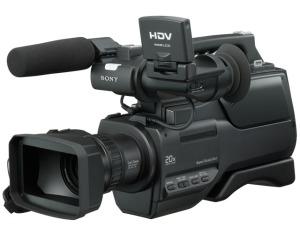Profesional Video Camera